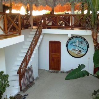 Punta Allen fishing club, the best option in the village