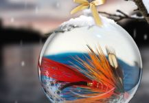 Tomas Kolesinskas 's Fly-tying for salmon atlantico - Photo – Fly dreamers