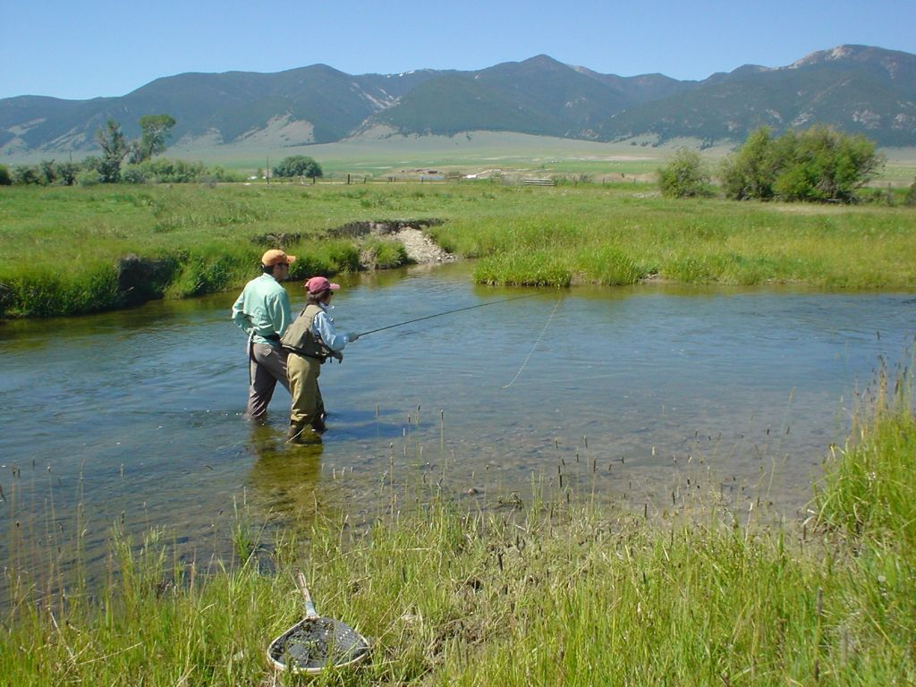 Fishtales outfitting fly fishing outfitter fly for Fishing in montana
