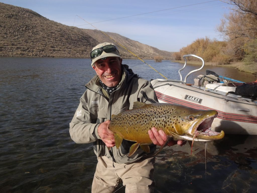 Tobi san martin fly fishing guide fly tying instructor for Fly fishing book