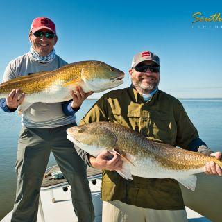 Double 30lb redfish