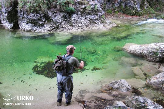 Fly fishing in slovenia all you need to know articles for What do you need for fishing