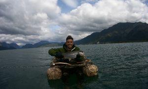 Yelcho en la Patagonia, Chaiten, Región de los Lagos, Chile