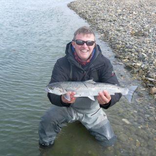 Salty Trout, Baitfish pattern....