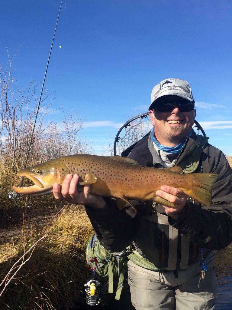 Joshua heney fly fishing guide casting instructor fly for South platte river fishing