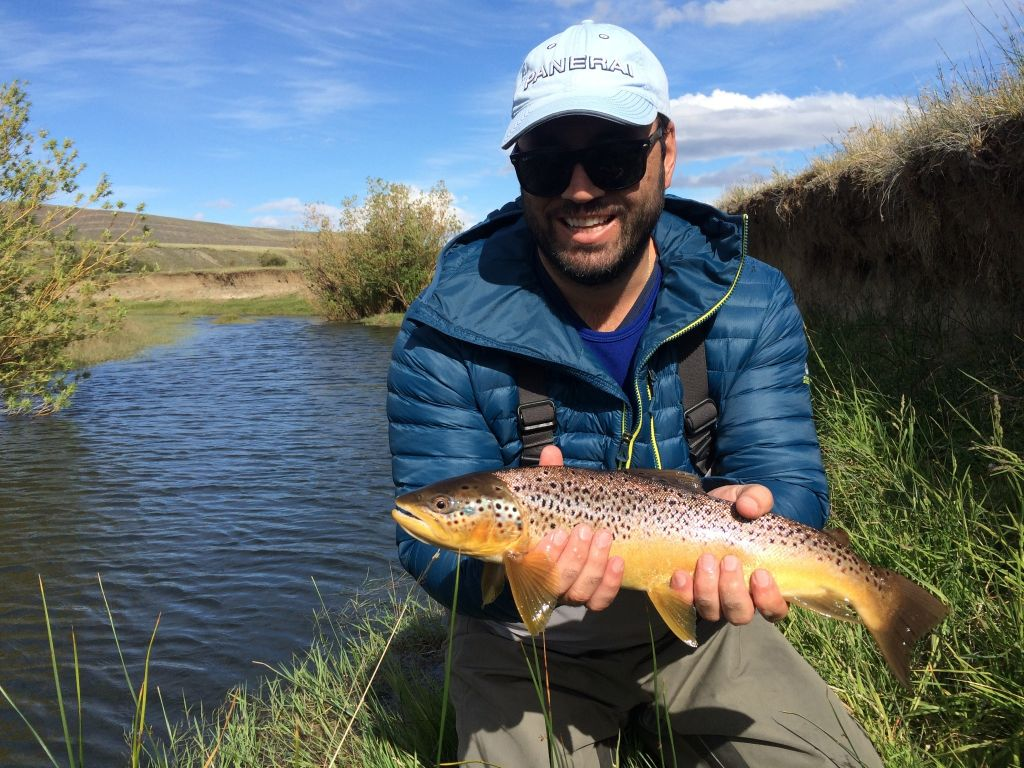 Magallanes fly fishing fly fishing outfitter fly for Fly fishing outfitters