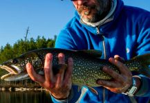 Bryan Pitre 's Fly-fishing Photo of a touladi – Fly dreamers