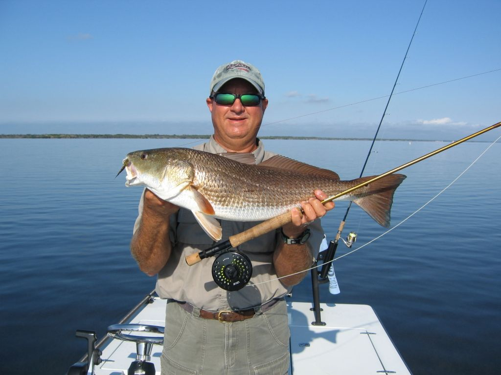 Captain michael bales fly fishing guide fly tying for Fly fishing south carolina