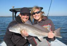 Foto de Pesca con Moscade Redfishpor Michael Bales | Fly dreamers