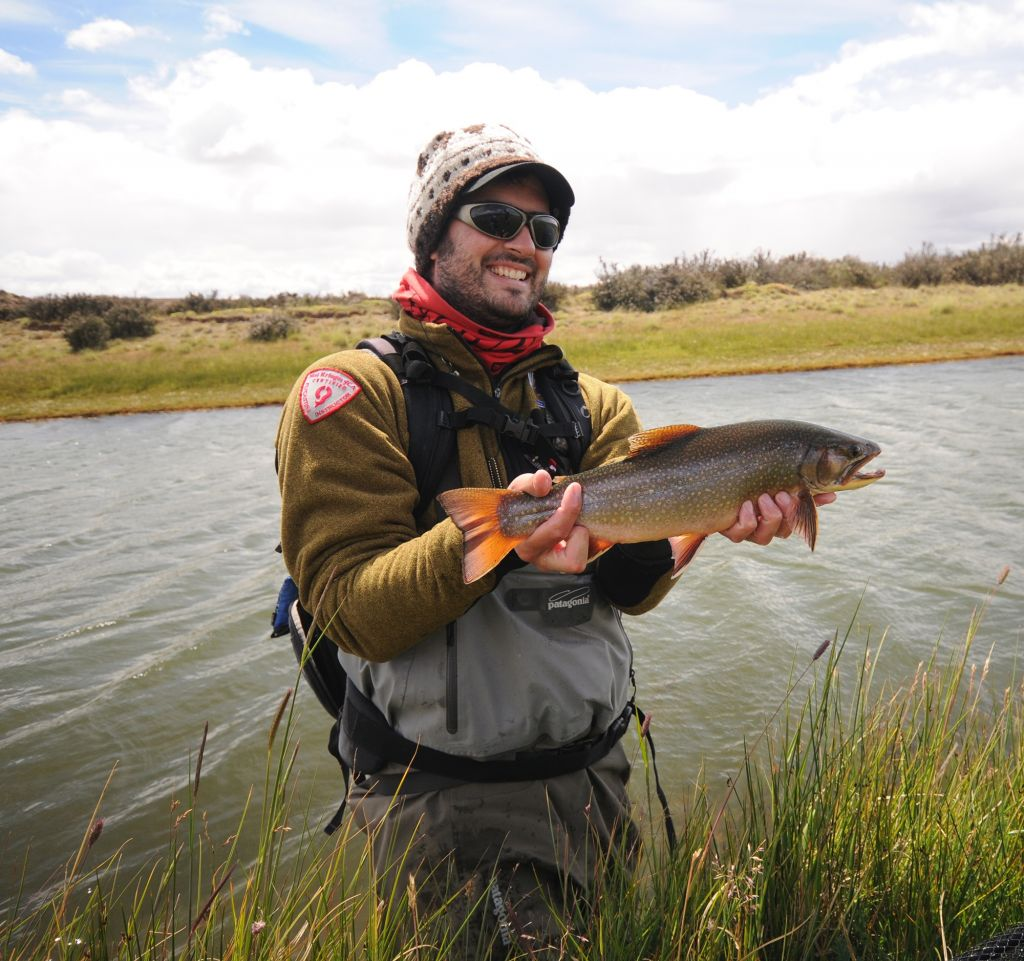 The route of the spring creeks fly fishing lodge fly for Fishing report santa cruz