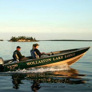 Custom 19' Pro-V boats