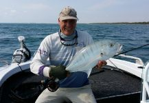 Richard Carter 's Fly-fishing Pic of a Golden Trevally – Fly dreamers