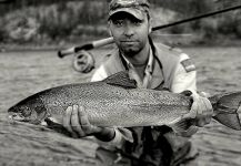 Fly-fishing Picture of Parr shared by Rafal Slowikowski – Fly dreamers