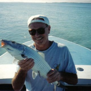 Smiling Bonefish