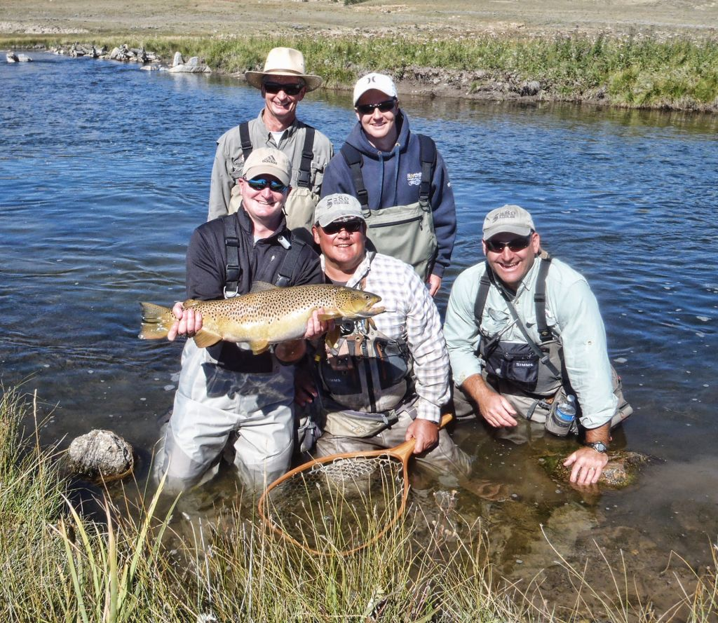 5280 angler fly fishing outfitter fly dreamers directory for Fly fishing outfitters