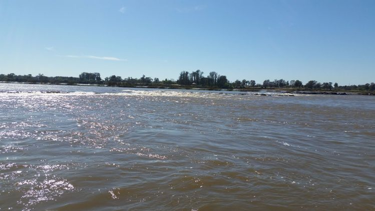 Rio Uruguay, Salto, Departamento de Salto, Uruguay