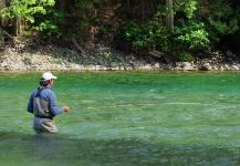 Parr Fly-fishing Situation – Marco Cipriani shared this Pic in Fly dreamers