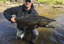 Mike Deyo 's Fly-fishing Photo of a Blackmouth – Fly dreamers