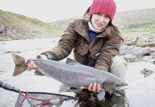 10 Questions with Fly-fishing Blogger Anni Yli-Lonttinen