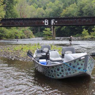 Driftboat trip!
