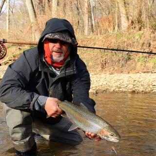 Spey fishing in Ohio