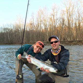 Ohio steelhead