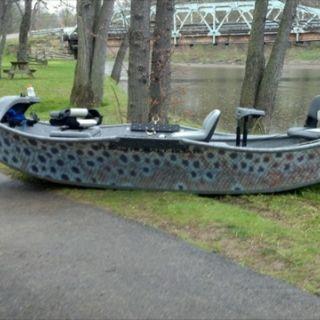 Steelhead driftboat trips in Ohio