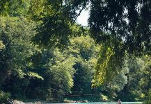 Grilse Fly-fishing Situation – Damien Brouste shared this Image in Fly dreamers