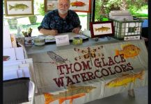 Interview with fly-fishing artist Thom Glace