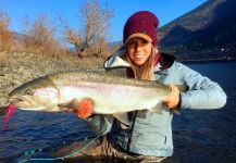 Interview with fly-fishing guide Paula Shearer