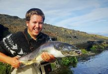 Fly-fishing Photo of Grilt shared by Dagur Guðmundsson | Fly dreamers