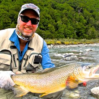 A beauty 300 m downstream run