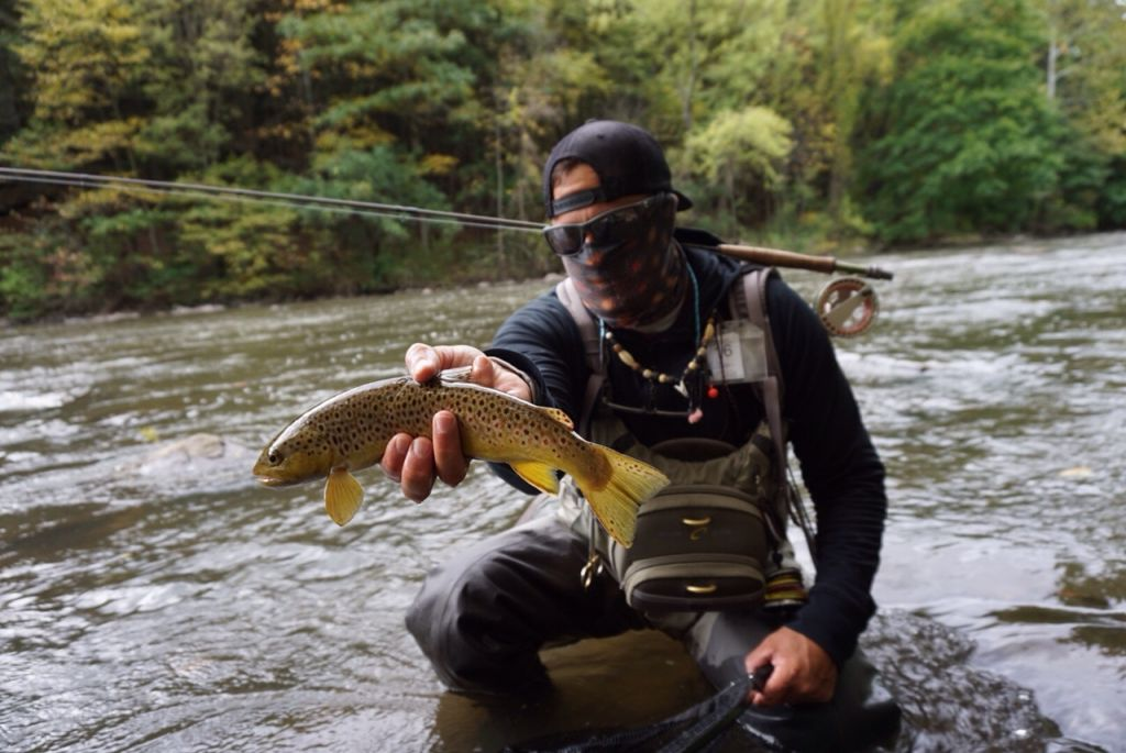 Keystone anglers guide service fly fishing outfitter for Fishing in pennsylvania