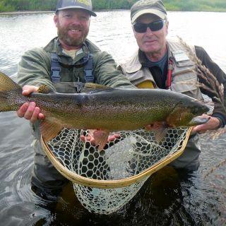 Tikchik Lodge - Rainbow trout