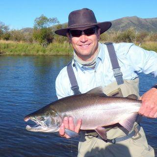 Tikchik Lodge - Silver Salmon