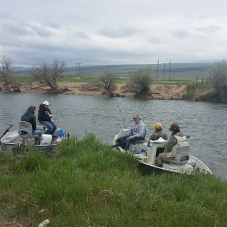 Bighorn river wyoming