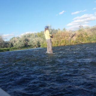 Bighorn river thermopolis
