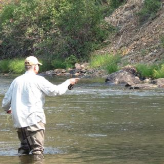 This guy (Jeff Talley) has been fishing the West Fork for about 55 years .. fun and educational to watch.  Lots of cool stories.