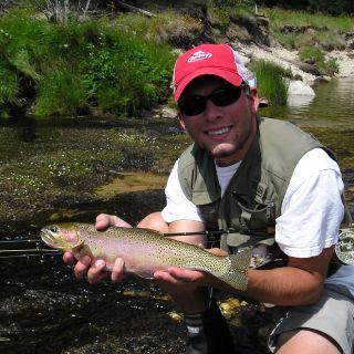 Johnson Creek Westslope Cutthroat
