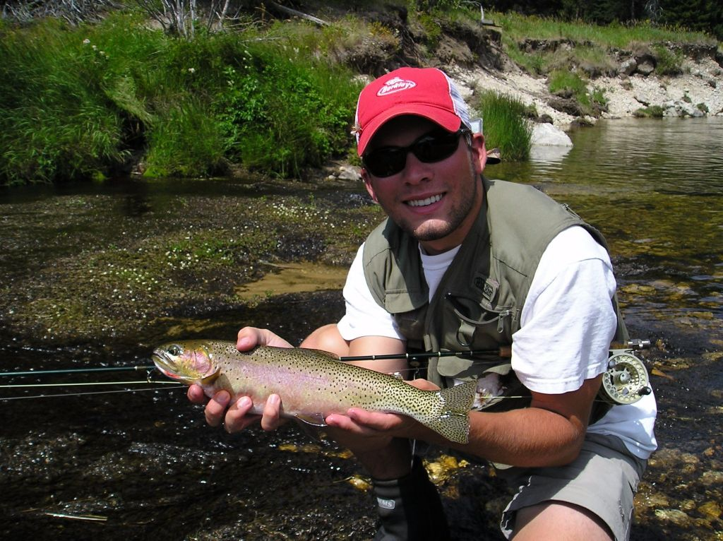 Jim blair fly fishing guide fly dreamers directory for Fly fishing book