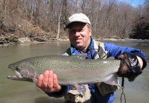 Fly-fishing Imageof Steelhead shared by  Captain Bob Salerno | Fly dreamers