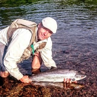 Fly Fishing Guide Jimmie Pedersen