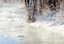Big Wood River, Sun Valley, Idaho, United States