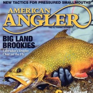 Igloo Lake lodge was featured in September 2016 American Angler Magazine