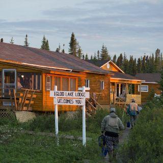 Igloo Lake Lodge Labrador