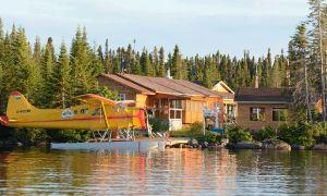 Igloo Lake, Igloo Lake Lodge, Labrador, Canada