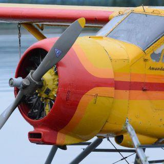 Igloo Lake Lodge has a Beaver Floatplane based at the Lodge.