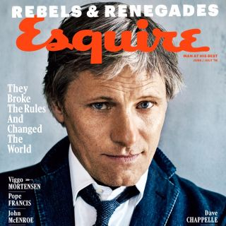 Igloo Lake Lodge featured in the popular June 2016 Esquire Magazine.