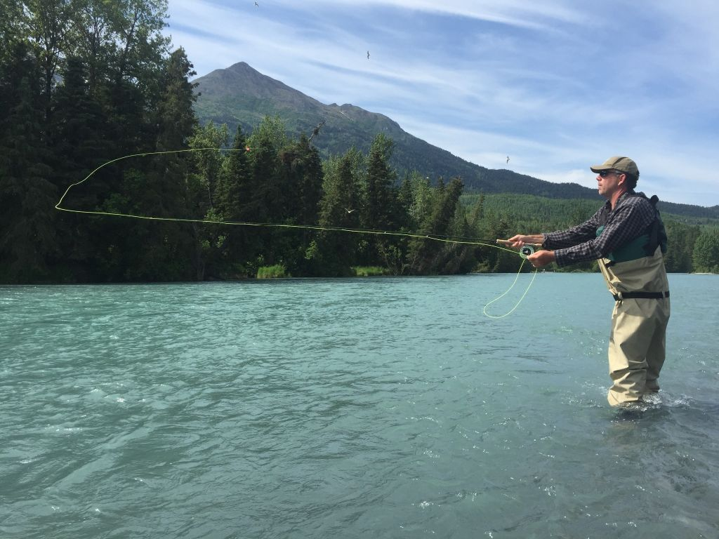 Brad kirr fly fishing guide fly dreamers directory for Fly fishing book
