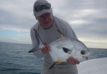 Fly-fishing Photo of Permit shared by Carlos Cortez | Fly dreamers